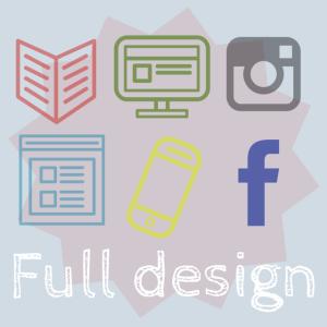 logo grafica e sito web