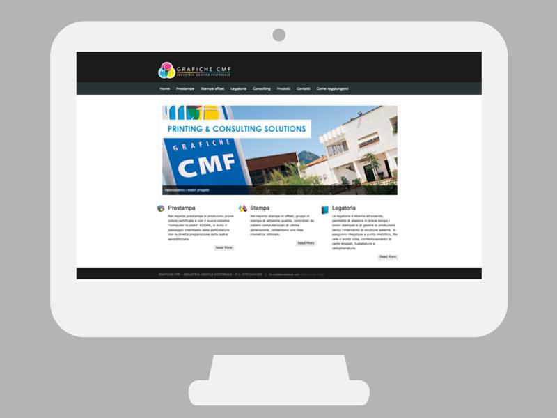 Sito web CMF