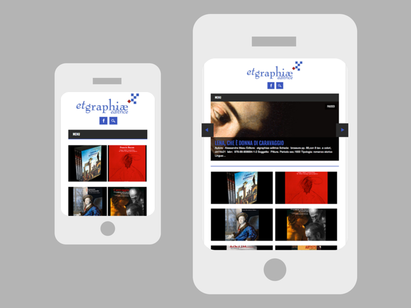 Sito web Etgraphiae 01