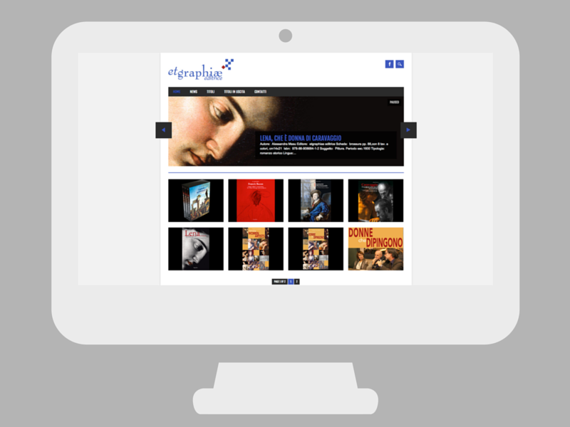 Sito web Etgraphiae