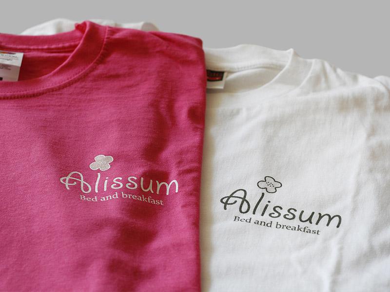 T-shirt-Alissum